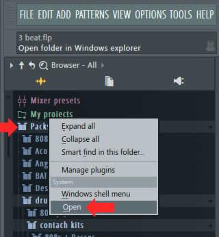 Importando Samples Para FL Studio 20