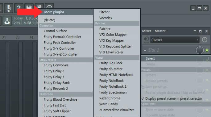 Importando VST Para FL Studio