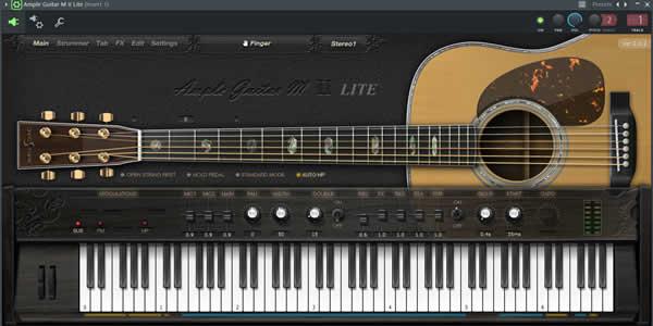 Ample Guitar M Lite v2.31