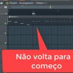 Como Configurar Loop Nas Patterns da Playlist do FL Studio