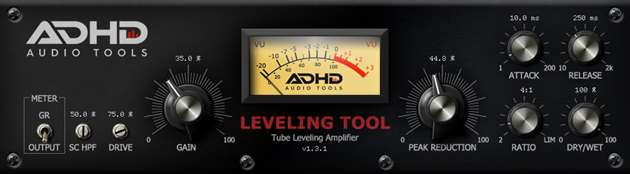 ADHD - Leveling Tool