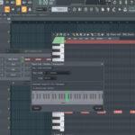 Atalho no FL Studio Para Agrupar Notas em Uma Só Bom Para Copiar 808 Para Kick